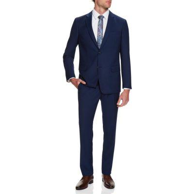 Fashion 4 Men - Tarocash Jefferson Stretch 2 Button Suit Royal 44