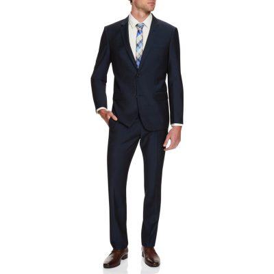 Fashion 4 Men - Tarocash Washington 2 Button Suit Midnight 44