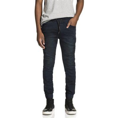 Fashion 4 Men - yd. Fortress Cuffed Jean Dark Blue 36