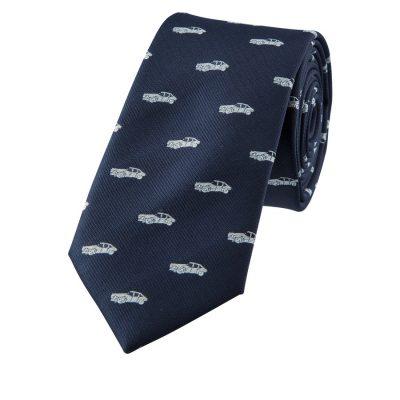 Fashion 4 Men - yd. Nascar 6.5 Cm Tie Navy One