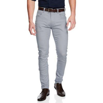 Fashion 4 Men - yd. Nicol Chino Pant Ice Grey 36