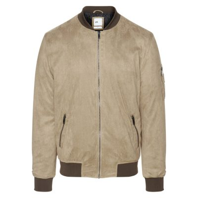 Fashion 4 Men - yd. Rowan Suede Jacket Tan M