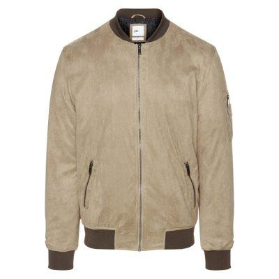 Fashion 4 Men - yd. Rowan Suede Jacket Tan Xl