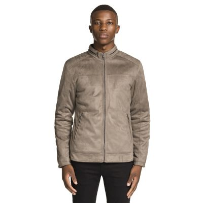 Fashion 4 Men - yd. Sammo Bomber Jacket Grey S