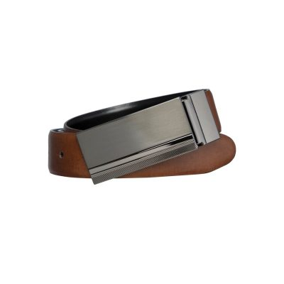 Fashion 4 Men - yd. Victory Dress Belt Scotch 36