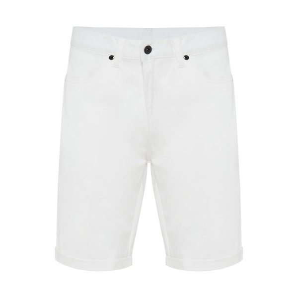 Fashion 4 Men - Tarocash Benji Stretch Short White 30