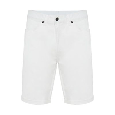 Fashion 4 Men - Tarocash Benji Stretch Short White 32