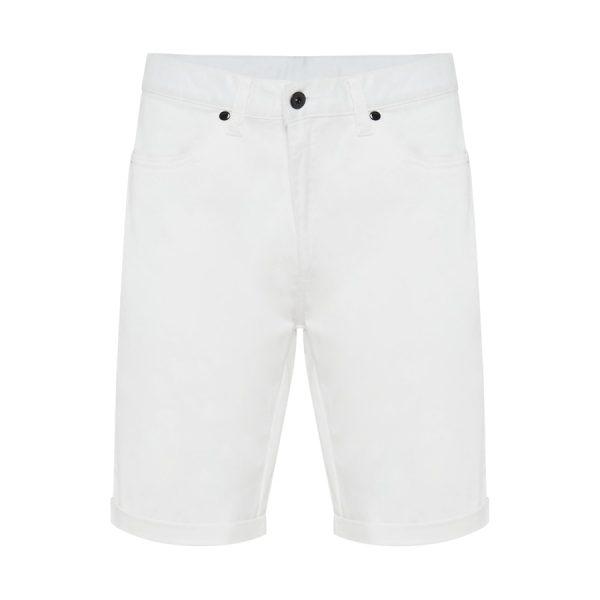 Fashion 4 Men - Tarocash Benji Stretch Short White 32