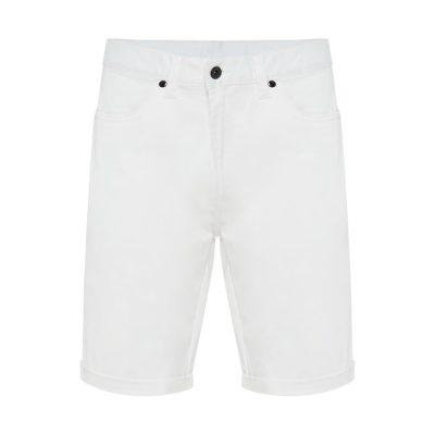 Fashion 4 Men - Tarocash Benji Stretch Short White 36