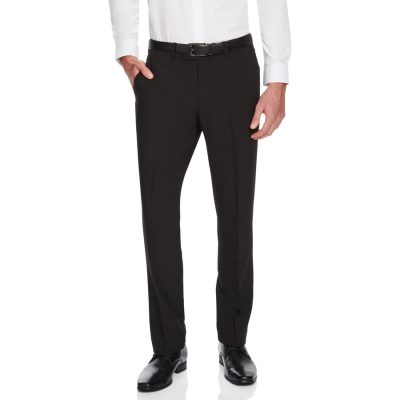 Fashion 4 Men - Tarocash Eugene Stretch Pant Black 44