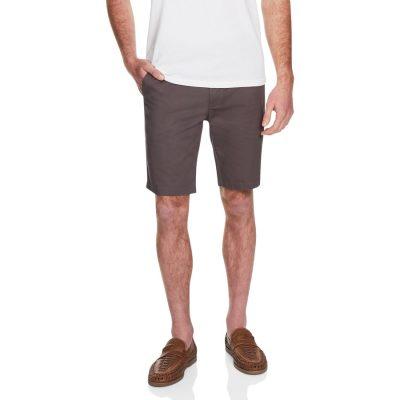 Fashion 4 Men - Tarocash Harper Stretch Short Slate 36