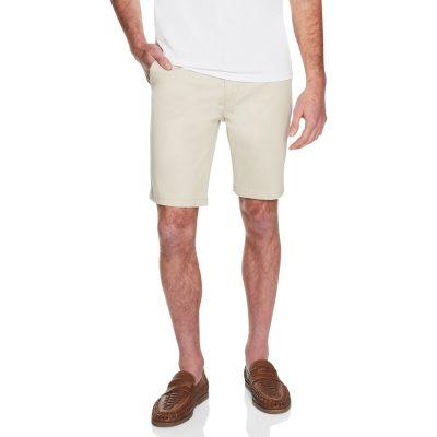 Fashion 4 Men - Tarocash Harper Stretch Short Stone 35