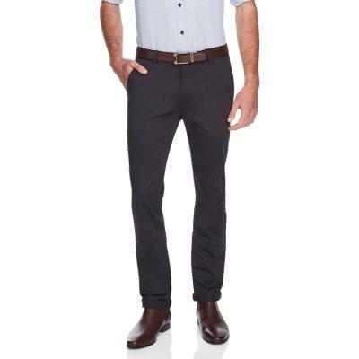 Fashion 4 Men - Tarocash Jeremy Slim Stretch Pant Navy 34