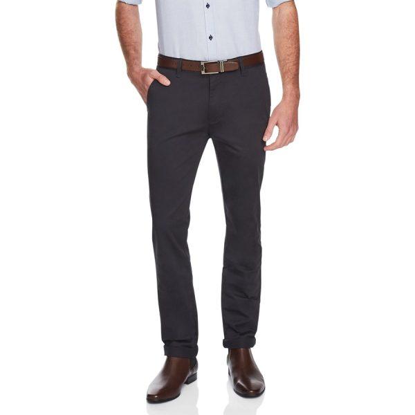 Fashion 4 Men - Tarocash Jeremy Slim Stretch Pant Navy 40