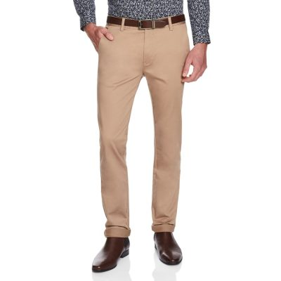 Fashion 4 Men - Tarocash Jeremy Slim Stretch Pant Sand 35