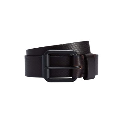 Fashion 4 Men - Tarocash Johnny Leather Belt Chocolate 34