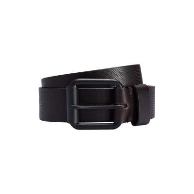 Fashion 4 Men - Tarocash Johnny Leather Belt Chocolate 38