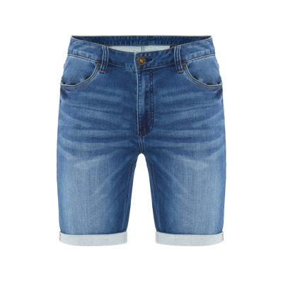 Fashion 4 Men - Tarocash Rhymes Knit Denim Short Blue 33