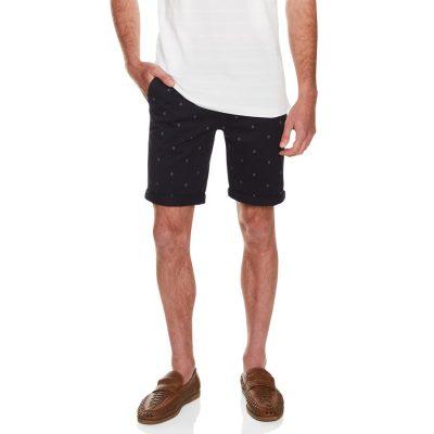 Fashion 4 Men - Tarocash Sail Away Short Navy 35