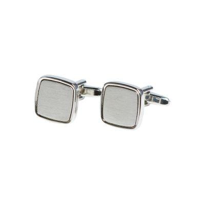 Fashion 4 Men - yd. All Class Cufflinks Silver One