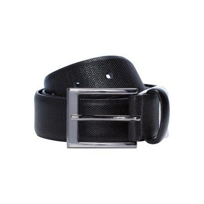Fashion 4 Men - yd. Embassy Dress Belt Black 32