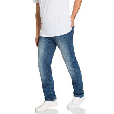 Fashion 4 Men - yd. Harlow Slim Jean Blue 42