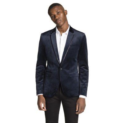 Fashion 4 Men - yd. Spy Dress Jacket Navy Xs