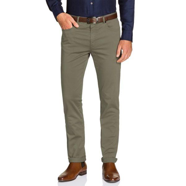 Fashion 4 Men - Tarocash Benny Stretch 5 Pkt Pant Sage 38