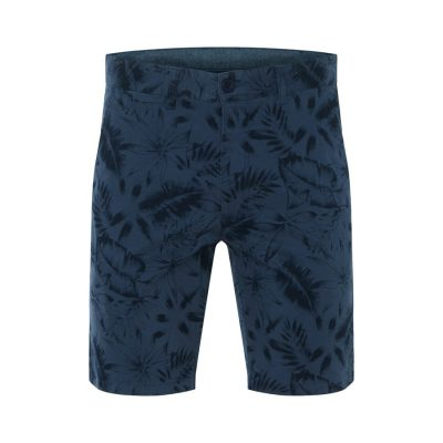Fashion 4 Men - Tarocash Palm Stretch Print Short Blue 38