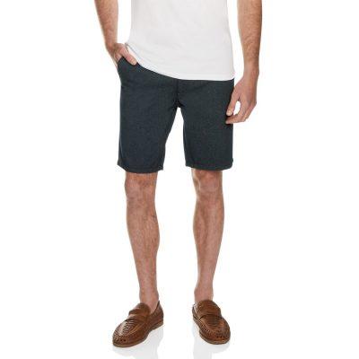 Fashion 4 Men - Tarocash Tim Print Short Navy 36