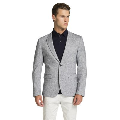 Fashion 4 Men - yd. Boden Marl Blazer Navy Marl 2 Xs