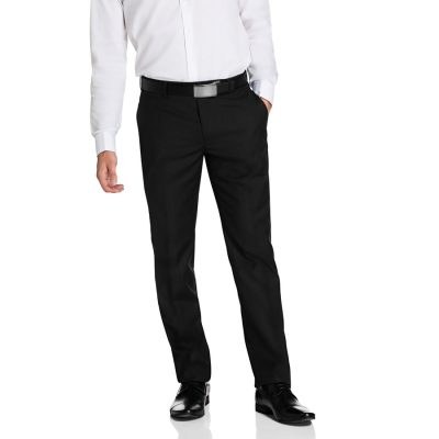 Fashion 4 Men - yd. Cahn Slim Dress Pant Black 38