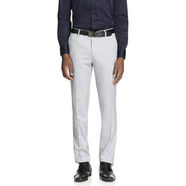 Fashion 4 Men - yd. Hoxton Skinny Dress Pant Light Grey 33