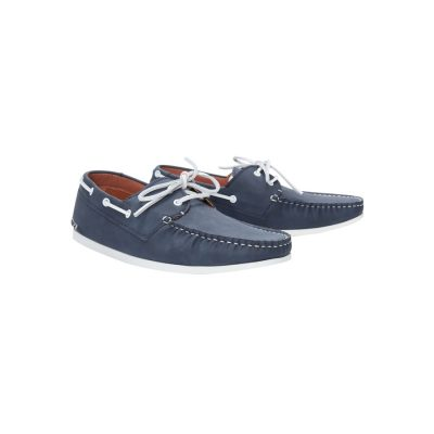 Fashion 4 Men - yd. Jack Boat Shoe Navy 9