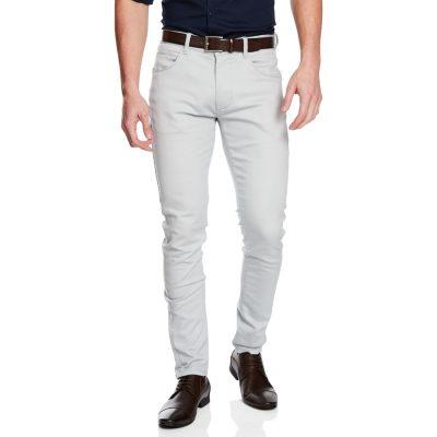 Fashion 4 Men - yd. Nicol Chino Ice Grey 40
