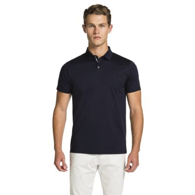 Fashion 4 Men - yd. Tuscan Polo Navy M