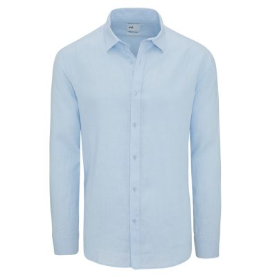 Fashion 4 Men - yd. West Hampton Shirt Sky Xxl