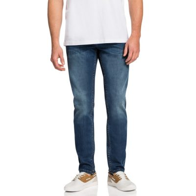 Fashion 4 Men - yd. Zed Slim Tapered Jean Mid Blue 30