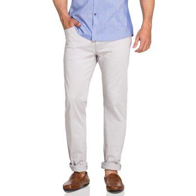 Fashion 4 Men - Tarocash Benny Stretch 5 Pkt Pant Cement 35