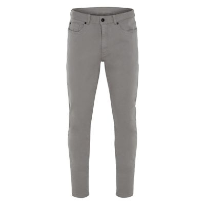 Fashion 4 Men - Tarocash Benny Stretch 5 Pkt Pant Pewter 38