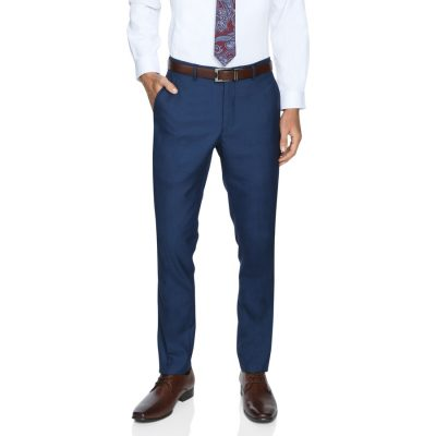 Fashion 4 Men - Tarocash Harry Slim Pant Blue 32
