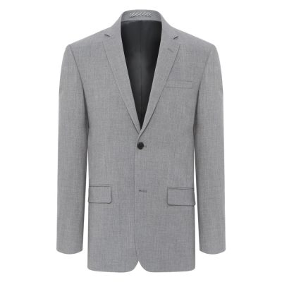 Fashion 4 Men - Tarocash Slater Stretch 2 Button Suit Grey 34