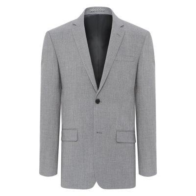 Fashion 4 Men - Tarocash Slater Stretch 2 Button Suit Grey 46