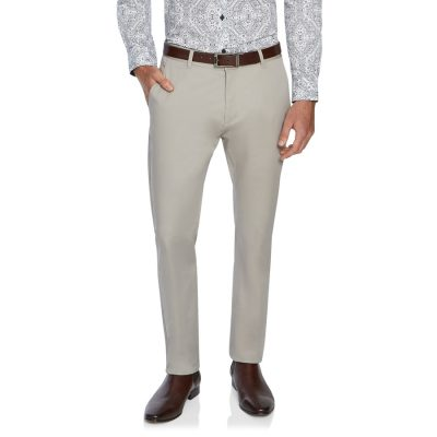 Fashion 4 Men - Tarocash Tony Idol Pant Pebble 40