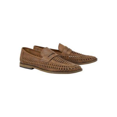Fashion 4 Men - yd. Cooper Shoe Natural 6