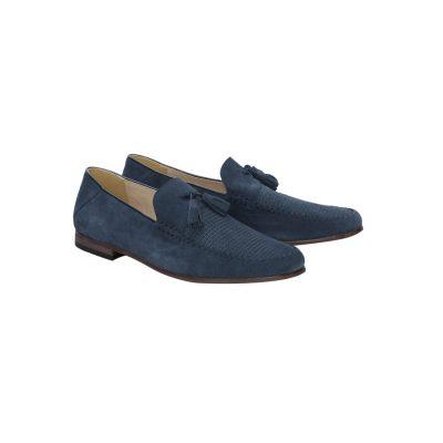 Fashion 4 Men - yd. Dax Loafer Blue 7