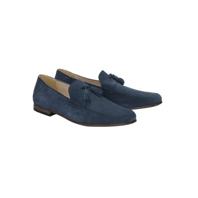 Fashion 4 Men - yd. Dax Loafer Blue 9
