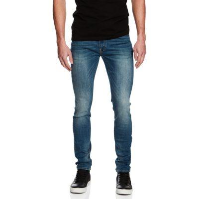 Fashion 4 Men - yd. Flyer Skinny Jean Light Blue 38