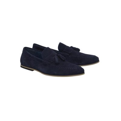 Fashion 4 Men - yd. Marky Loafer Dark Blue 7