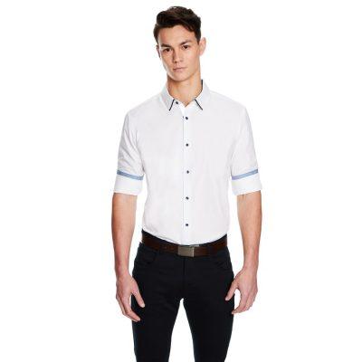 Fashion 4 Men - yd. Thompson Shirt White Xxxl